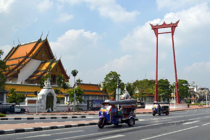 Wat Suthat, Bangkok