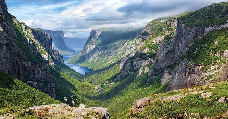 Canada - Newfoundland and Labrador