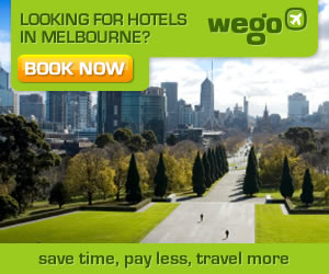 Looking for hotels in Melbourne