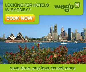 Looking for Hotels in Sydney