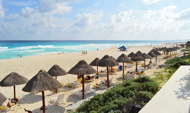 Cancun, 20 most popular summer vacation destinations