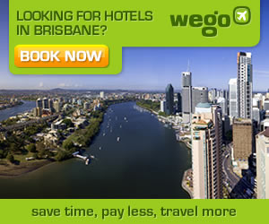 Looking for hotels in Brisbane