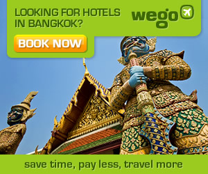 Looking for hotels in Bangkok