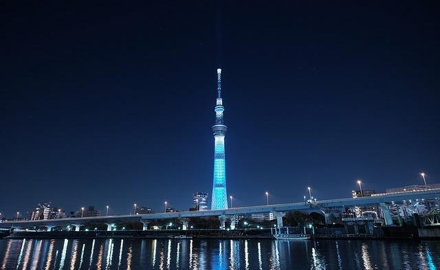 Tokyo Skytree, Tokyo