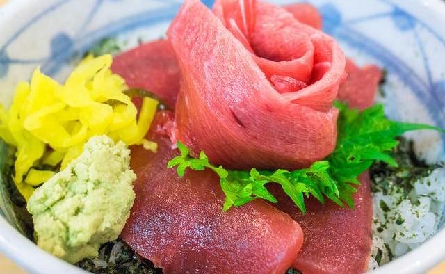 Sushi, Tsukiji Fish Market