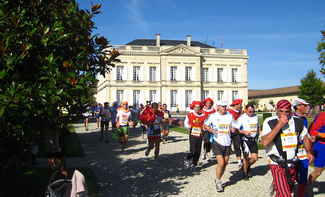 Marathon du Médoc, Pauillac, France, Marathons worth traveling the world for