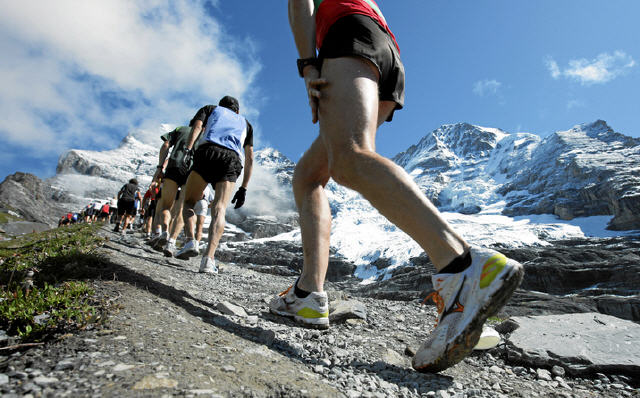 Jungfrau Marathon 2009, Interlaken, Switzerland, Marathons worth traveling the world for
