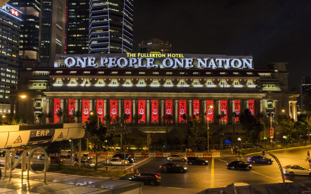 One People, One Nation, One Singapore