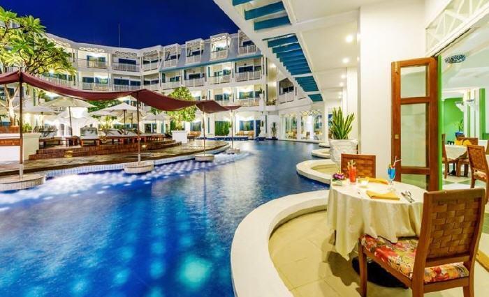 Andaman Seaview Hotel Karon Beach, 1 Karon Soi 4, Karon Road, Karon Beach, Karon, Phuket, Thailand 83100