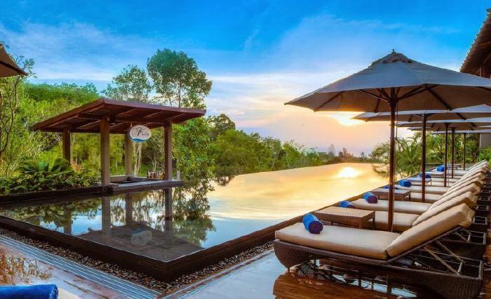 Avista Hideaway Resort & Spa Phuket, Muen Ngern Road, Tri-trang, Patong, Phuket, Thailand 83150