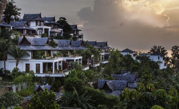 Ayara Hilltops Boutique Resort & Spa, 125 Moo 3, Srisoonthorn Road, Tambol Chengtalay, Amphur Thalang, Surin, Phuket, Thailand