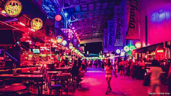 Bangla Road Nightlife