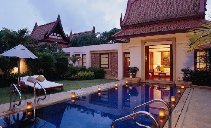 Banyan Tree Phuket, 33 Moo 4 Srisoonthorn Road Cherngtalay, Bang Thao, Phuket, Thailand 83110