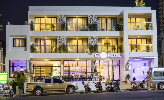 Coral Inn, 240 Karon Road (Beach Road), Muang, Phuket, 83130 Karon Beach, Thailand