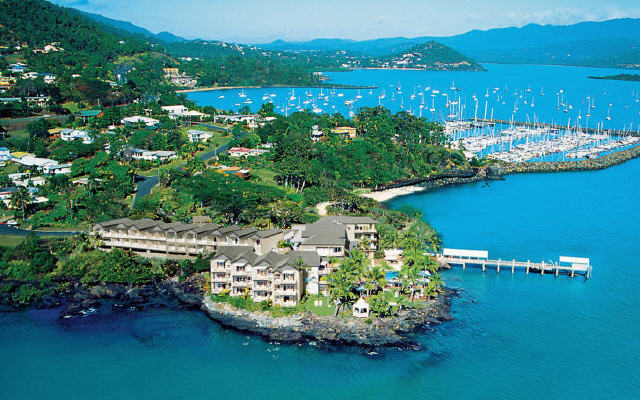 Coral Sea Resort, Airlie Beach