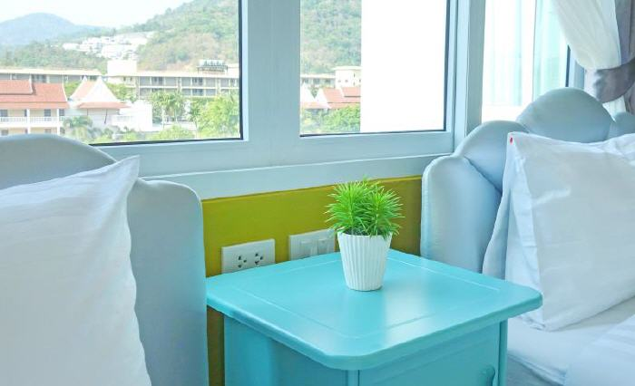 Kata Bai D Boutique Inn Guesthouse, 134 Khoktanod Road ,Kata Beach, Karon , Mueng, Kata, Phuket, Thailand 83100