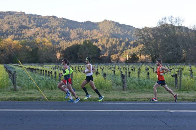 Napa Valley Marathon, Marathons worth traveling the world for