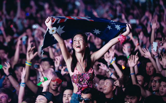One World, One Music, One Tribe, One Dance