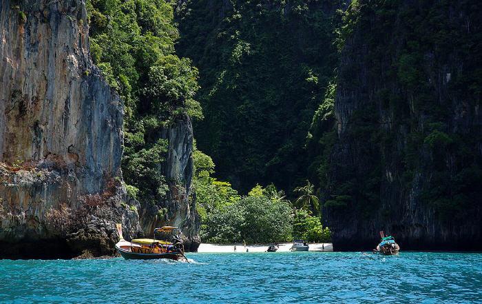 Phi Phi islands (Koh Phi Phi), Phuket