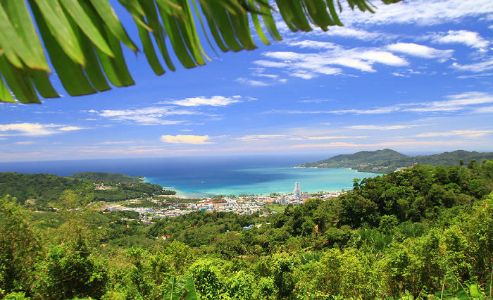Radar Hill Viewpoint, Phuket