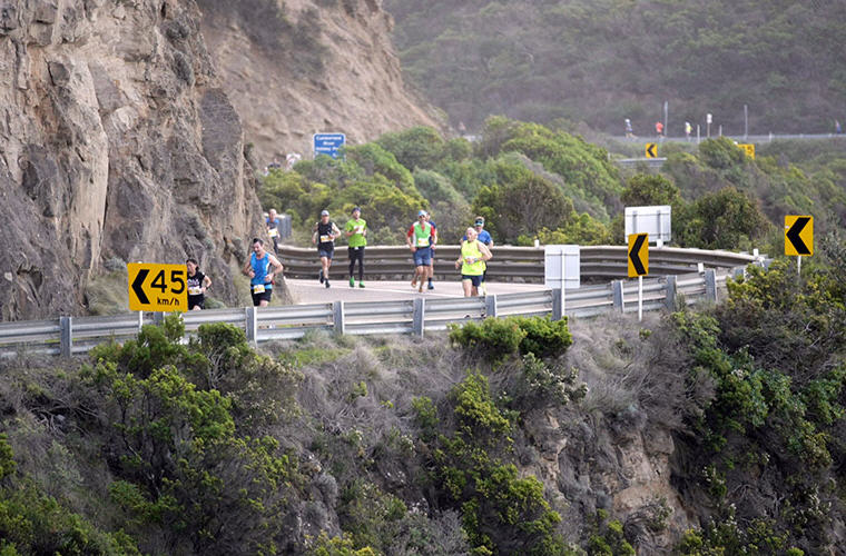 The Great Ocean Road Marathon, Victoria, Australia, Photo credit: greatoceanroadrunfest.com.au, Marathons worth traveling the world for