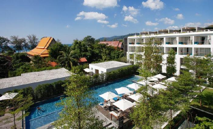 The Nap Patong Hotel, 5/55 Hadd Patong Road, Patong, Phuket, Thailand 83150