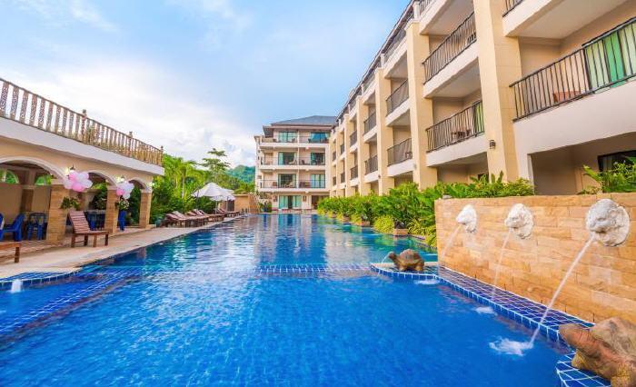 The Windmill Phuket Hotel, 64/27 Yanui, Moo6, Rawai, Muang, 83130 Rawai Beach, Thailand