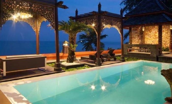 Ammatara Pura Pool Villa, Lamai