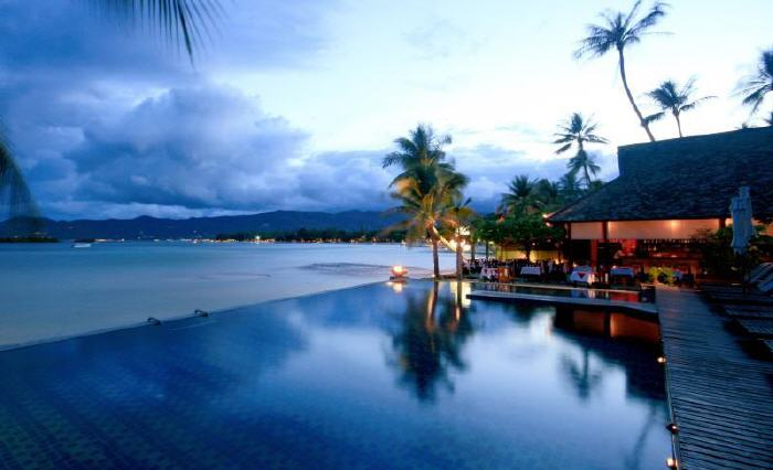 Baan Haad Ngam Boutique Resort, Chaweng Beach
