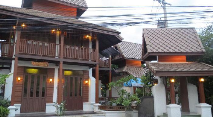 Baanlek Home Stay, 70/1 Nantaram Road., T. Haiya, Muang, Chiang Mai, Hai Ya, 50100 Chiang Mai, Thailand