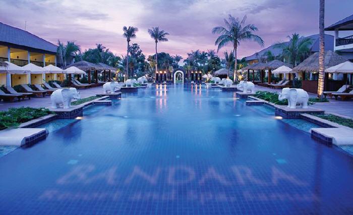 Bandara Resort & Spa, Bo Phut