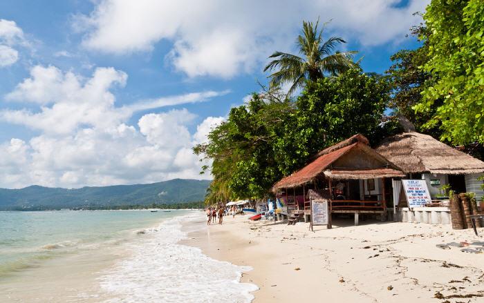 Bo Phut Beach, Ko Samui