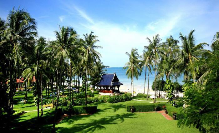 Centara Grand Beach Resort Samui, Chaweng