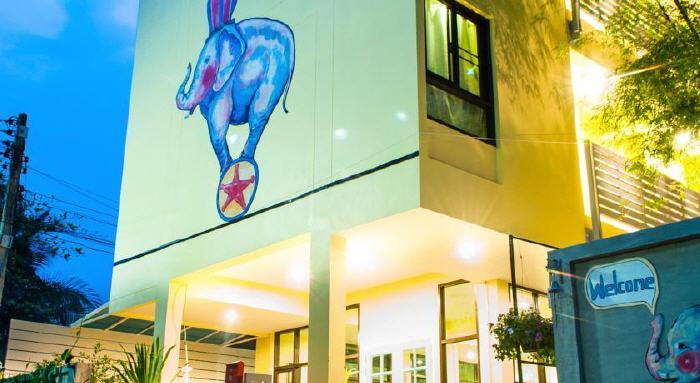 Chor Chang House, 84 Charoensuk Road, Chang Puek, Mueng, Chiang Mai, Chang Phueak, 50300 Chiang Mai, Thailand