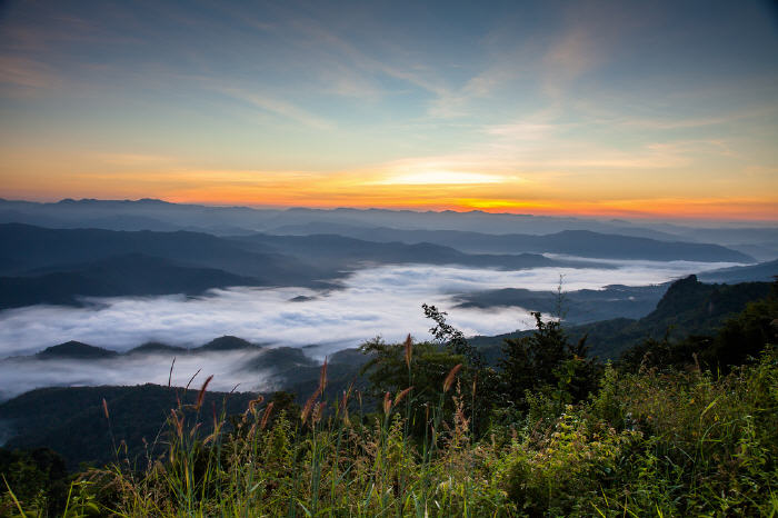 Doi Samer Dao (Sri Nan National Park), beautiful destinations in Thailand