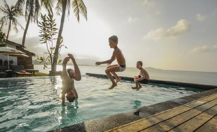 Escape Beach Resort, Mae Nam