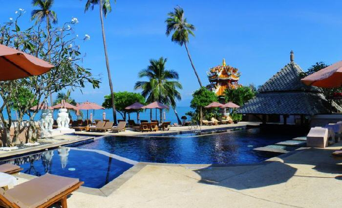 Fair House Villas & Spa Samui, Mae Nam
