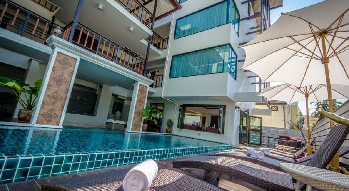 Goldenbell Hotel Chiangmai, 50/1 Ratchiangsaen Rd., Haiya, Muang, Hai Ya, 50100 Chiang Mai, Thailand