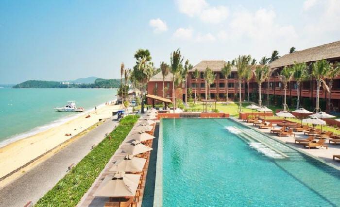 Hansar Samui Resort, Bo Phut