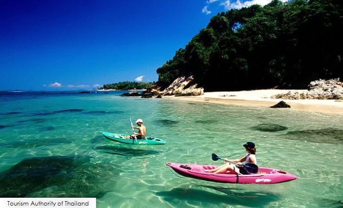 Ko Libong, largest island in Trang, Thailand