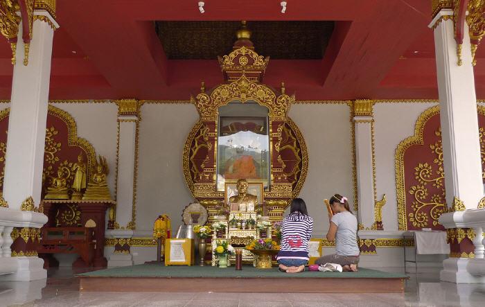 Mummified Monk, Wat Khunaram