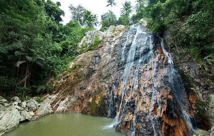 Na Muang Waterfalls, Ko Samui