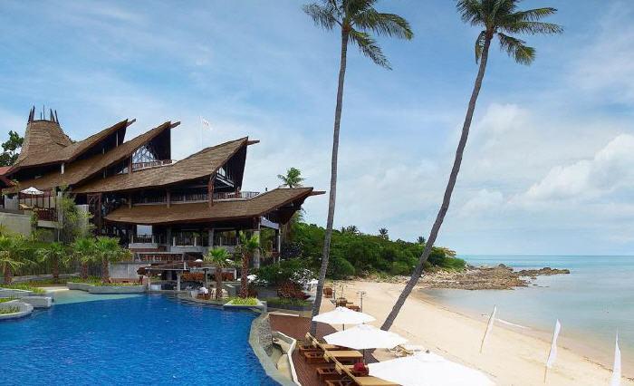 Nora Buri Resort & Spa, Chaweng Beach