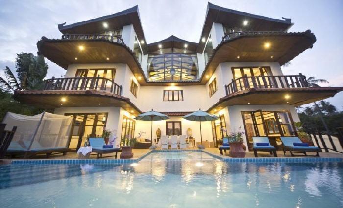 Paradise Island Estate, Choengmon