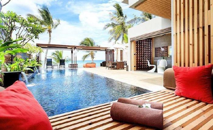 Pavilion Samui Villas & Resort, Lamai