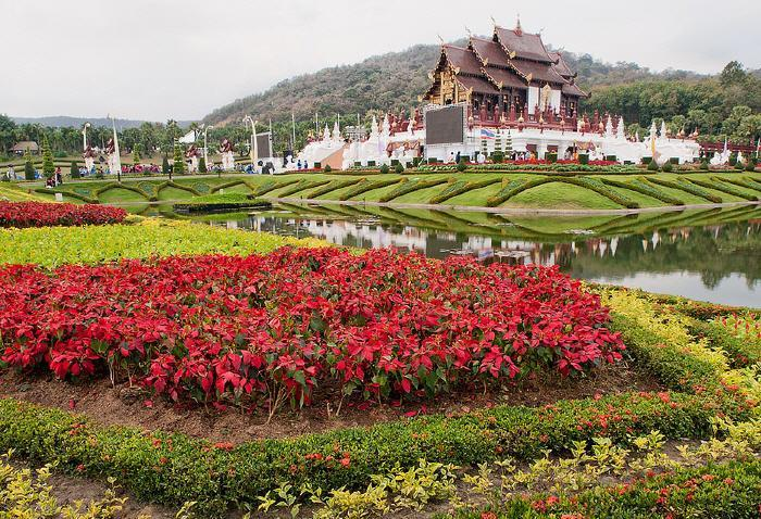 Ratchaphruek Garden, Chiang Mai