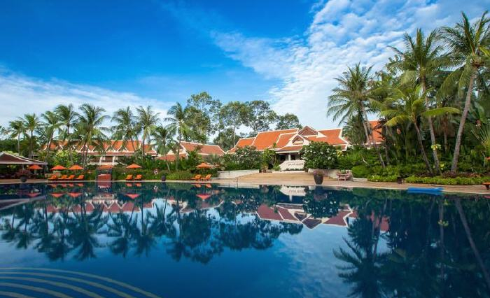 Santiburi Beach Resort & Spa, Mae Nam
