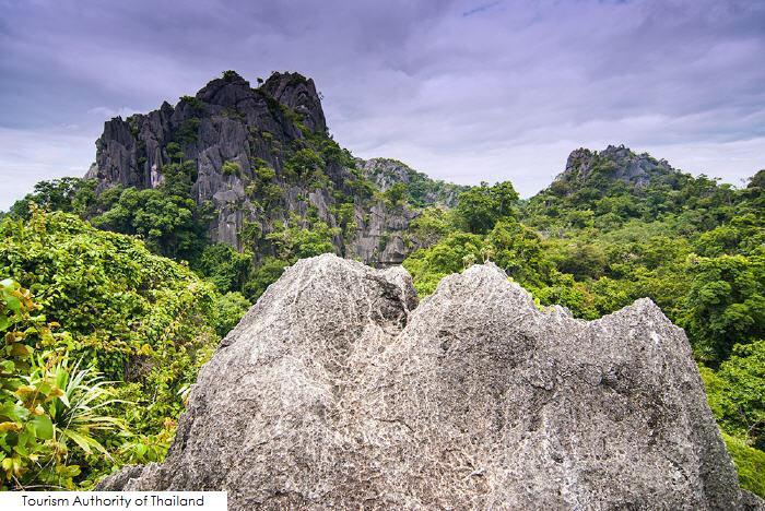 Suan Hin Pha Ngam (Kunming of Thailand), Loei, beautiful destinations in Thailand