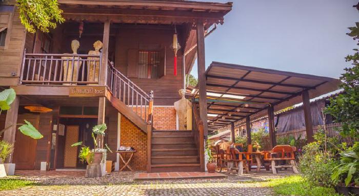 Swiss-Lanna Lodge, 24 Rat U-thit Soi 2, T. Wat Ket, Amphur Muang, Wat Ket, 50000 Chiang Mai, Thailand