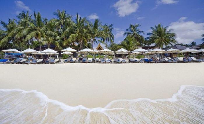 Thai House Beach, Lamai